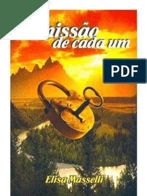 MASSELLI BAIXAR LIVROS ESPIRITAS ELISA