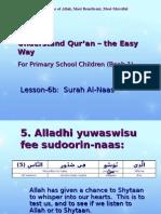 Quran CCE 06b an Naas