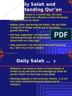 Quran Daily Salah (Namaz) and Qur'an-1