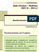 Monitoramento Medicina AULA ISEC II - 23.11.11