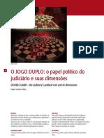 judiciário e suas dimensões