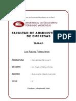 2941755 Los Ratios Financieros