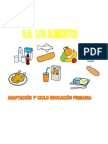 Adaptación_1º_CICLO_UD_LOS_ALIMENTOS