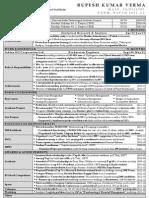Sample Resume Formatass