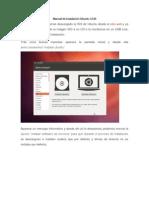 Manual de instalación Ubuntu 12