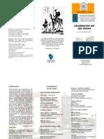 Plegable Dia Del Idioma 2012