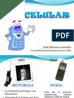 Evolución del Celular