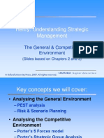 Ch2 3 General and Competitive Environment (2)