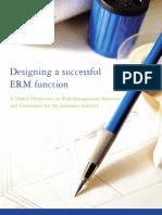 Ie ERS DesigningASuccessfulERMFunction Nov08 Delloite 2008