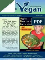 American Vegan Newsletter [Winter 2012]