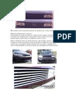 Grade Do Motor Personalizada - Ok