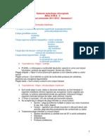 Semiologie Chirurgicala Subiecte Sem I