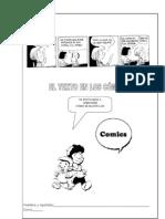 Comics Cuadernillo de Actividades