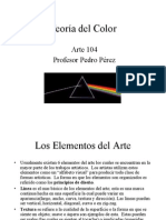 Teoria de Color