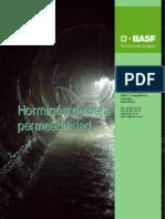 Hormigon Baja Permeabilidad