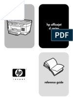 Hp Officejet d145 Manual