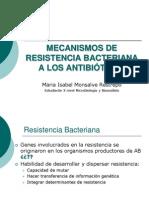 Mecanismos de Resistencia Bacteriana
