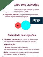 POLARIDADE DAS LIGAÇÕES (3)