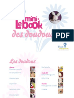 Mini Book Doudou