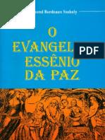 Evangelho Essenio Da Paz - Edmond Bordeaux