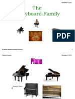 keyboard lesson