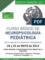 Curso NeuropsicologIa Pediatrica