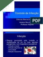 Controlo de Infeccao - Diapositivos