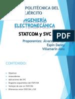 STATCOM.SVC
