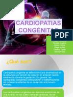 Cardiopatías congénitas PMQ2