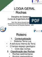 Geologia - Eng. Ambiental - UNIVAP
