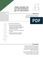 Diversidade Reprodutiva Dos Protistas Fotossintetizantes Algas Uni e Pluricelulares