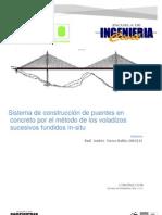 Puente La Novena Construccion