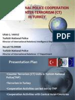 Central Asia Turkey