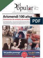 El Popular N° 218 - 5/4/2013