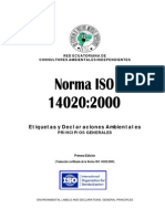 norma iso 14020