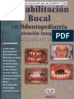 Rehabilitacion Bucal en Odontopediatria - Guedes Pinto