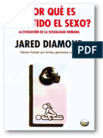 _Por Que Es Divertido El Sexo_ - Jared Diamond