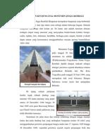 Laporan Kunjungan Kegh Monumen Jogja Kembali