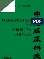 O Diagnóstico na Medicina Chinesa [Auteroche, Navailh]  (1)