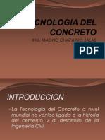 TECNOLOGIA CONCRETO CURSO