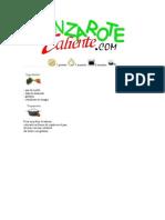 Recetas-europa - Finlandia-canapes de Salmon. (Comidas,Cocina,Recipes,Receitas,Carnes,Postres,Entrantes,Internacional)