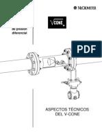 aspectos técnicos del V-cone