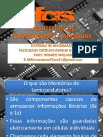 Arquitetura de Computadores - Memorias