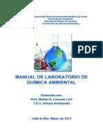 Lab. Quimica Ambiental_Practicas 1 a 9