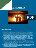 1 Clase La Familia