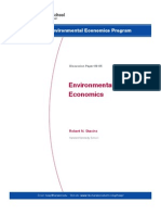 Environental Econoics (Www.hks.Harvard.edu,M-rcbg,Heep,Papers,Heep Discussion 5.PDF)