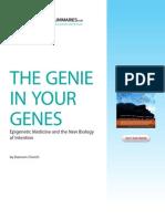 Genie in Your Genes