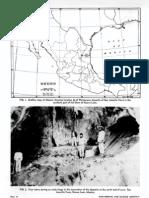 The Cave of San Josecito Mexico Chester Stock 1943 Sept