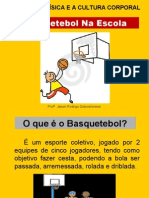 Apostila de Basquetebol