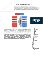 CLIMA Y VEGETACIÓN DE CHILE_ 3 M Geo